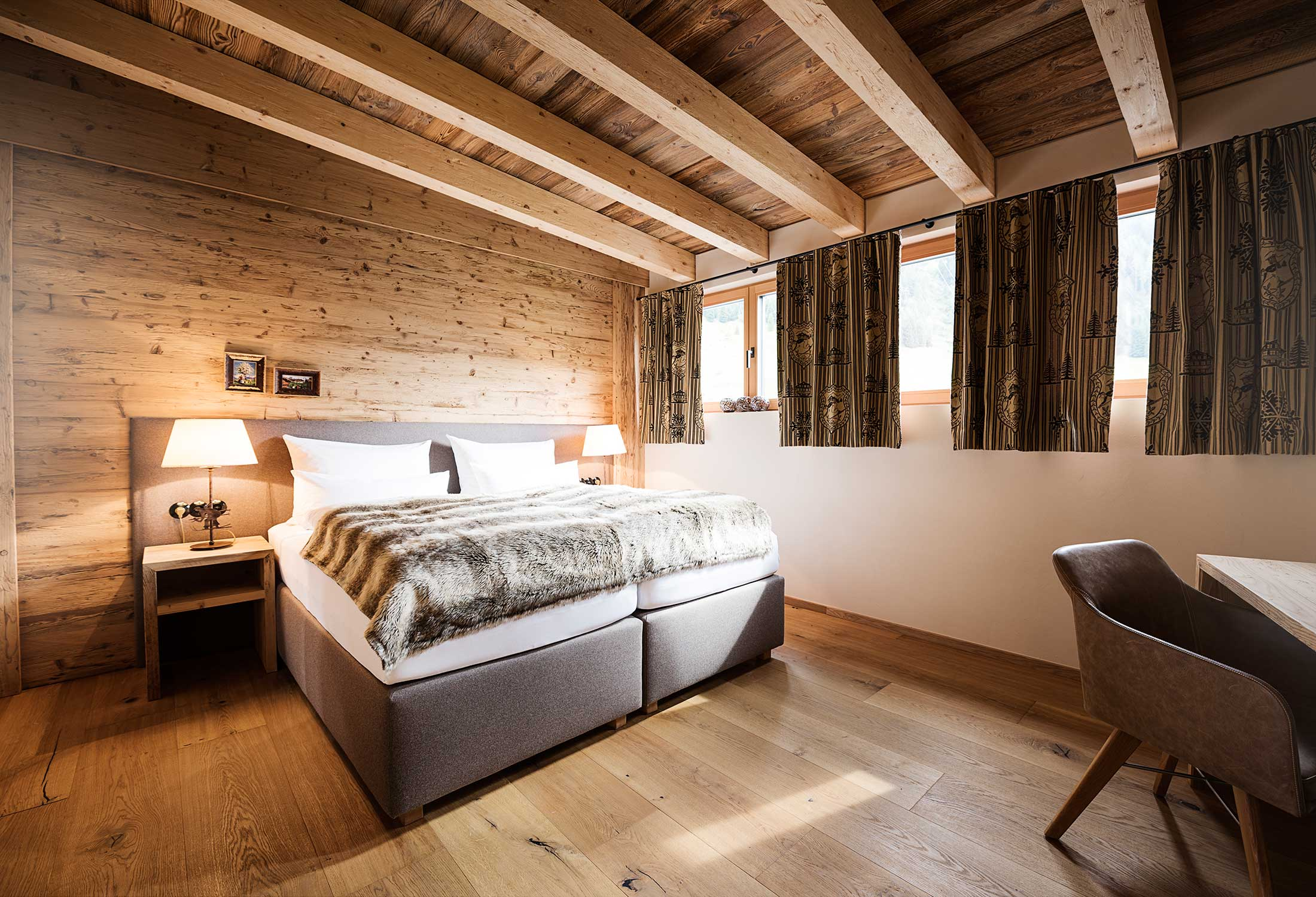 St Anton Chalets Amp Arlberg Lodges Luxus Appartements Galzig Lodge