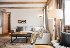 Luxus Suiten in St. Anton - Galzig Lodge