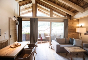 St. Anton the TOP location for your holidays - Galzig Lodge