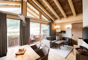 Luxurious chalets in St. Anton - Galzig Lodge