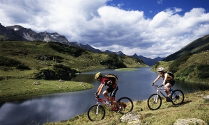 St. Anton is a perfect place for mountain biking - Galzig Lodge