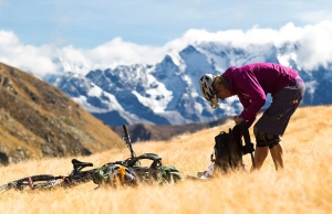Amazing MTB routes for your active holidays in St. Anton - Galzig Lodge