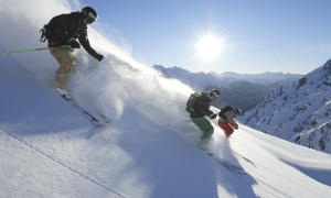St. Anton is the perfect place for ski holidays - Galzig Lodge